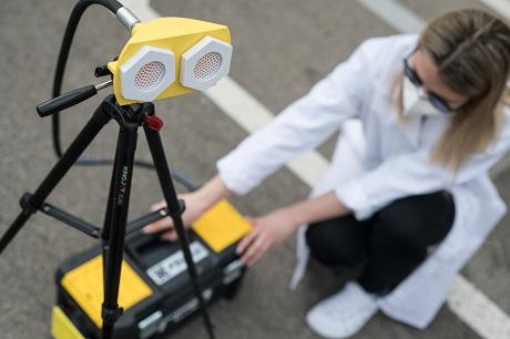 Přístroj na filtrování vzduchu