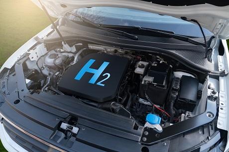 Vodíkový pohon automobilů
