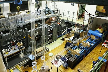 Aerodynamická laboratoř