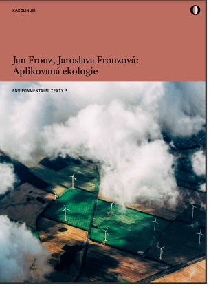 Obálka knihy Aplikovaná ekologie